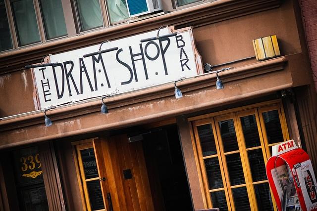 Dram Shop Claim