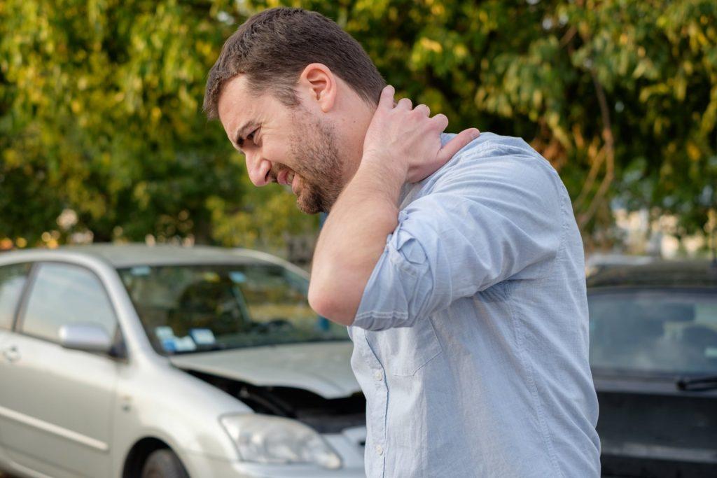 Car Accident Pain Crash