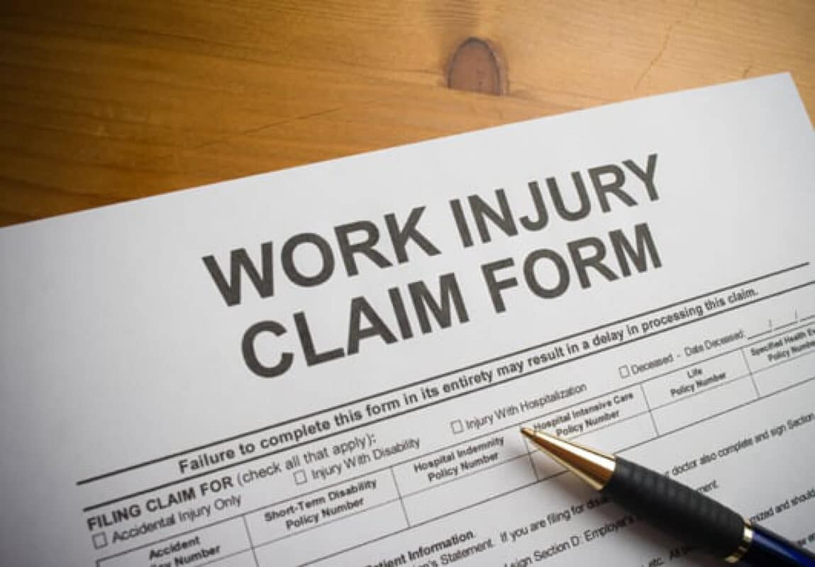 Filing for Workers Comp or Personal Injury