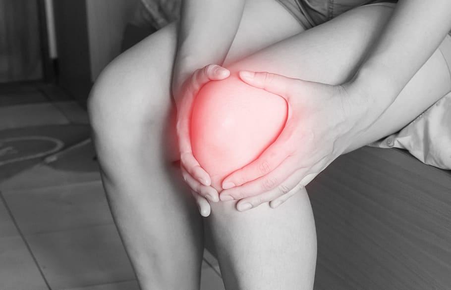 aggravated injury knee injury