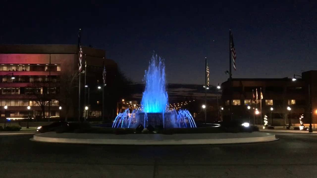 Belleville Fountain