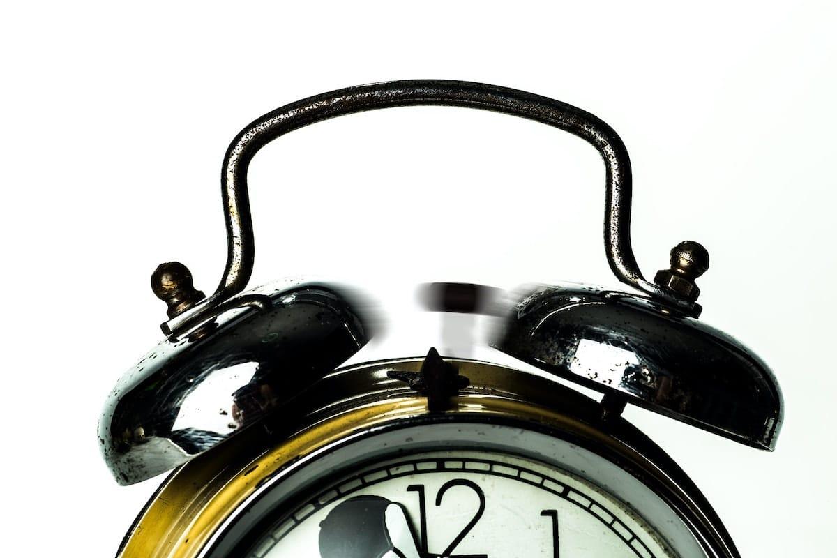Alarm clock, symbolizing the statute of limitations on personal injury in Illinois